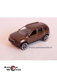 Dacia Duster Brun cajou , 3 inch, 1:64 Majorette