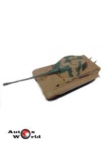 VM Tiger II pz.kpfw vi ausf.b Tank, 1:72 Eaglemoss