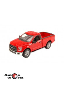 Macheta auto Ford F-150 2015, 1:24 Welly