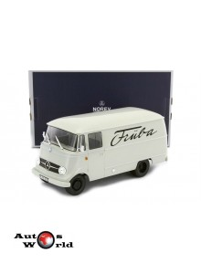 Macheta auto MERCEDES-BENZ L319 (1957) Van - Fruba 1:18 Norev