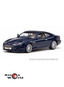 Aston Martin DB7 albastru 1992, 1:43 Vitesse