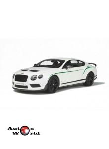 Macheta auto Bentley Continental GT3-R, 1:18 GT Spirit