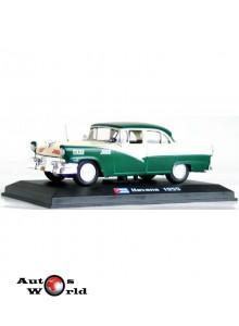 Taxiuri din lumea toata nr.30 - Ford Fairlane - Havana 1955, 1:43 Amercom
