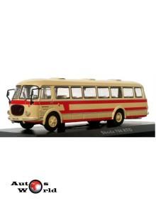 Macheta autobuz Skoda 706 RTO, 1:76 Atlas
