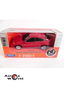 BMW X6, 1:36 Welly