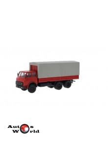 Macheta Camion MAZ 5335 rosu, 1:43 Special Co