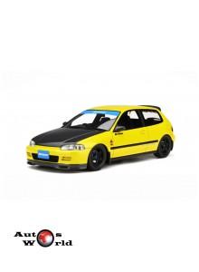 Macheta auto Honda Civic (EG6) SiR II SPOON, 1:18 Otto Models