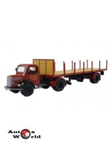 Macheta camion Unic ZU 42T 1956-60, 1:43 Ixo