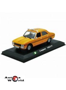 Taxiuri din lumea toata nr.31 - Peugeot 504 - Lagos 1977, 1:43 Amercom