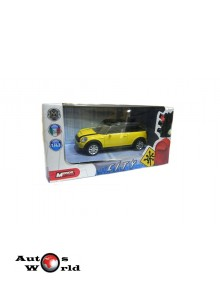 Mini Cooper galben, 1:43 MondoMotors
