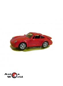 Porsche Turbo 993 rosu 1999, 1:43 Lucky Diecast