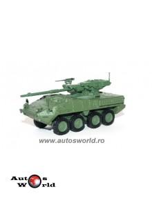 VM M1128 Stryker US Mobile Gun System, 1:72 Eaglemoss