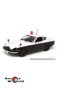 Nissan/Diahatsu Fairlady 1972 Police Japan, 1:43 Deagostini/IST