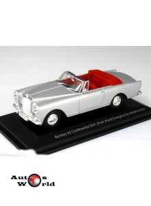Bentley S2 Convertible gri, 1:43 Yatming