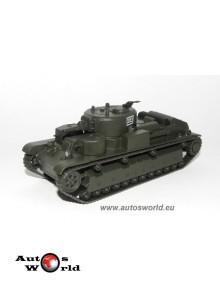 VM T-28 Tank, 1:72 Eaglemoss