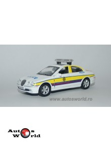 Jaguar S-Type North Yorkshire Police UK, 1:43 Amercom