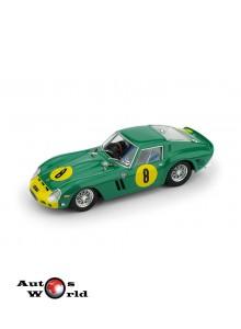 Macheta auto Ferrari 250 GTO G.P. Angola 1962 #8, 1:43 Brumm