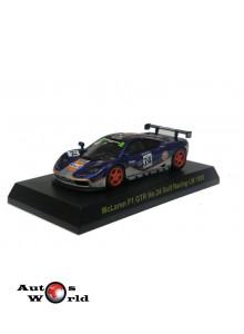 McLaren F1 GTR No24 LM, 1:64 Kyosho