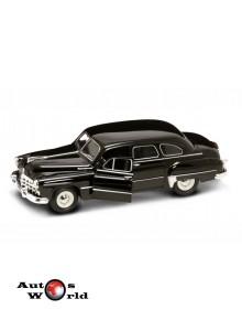 Macheta auto Gaz-12 (Zim) negru 1950, 1:24 Lucky Diecast