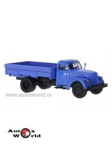 Camion ZIS 355M cu bena, albastru, 1:43 Auto Historia