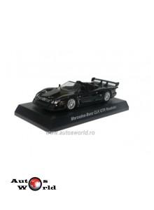Mercedes Benz CLK GTR roadster negru, 1:64 Kyosho