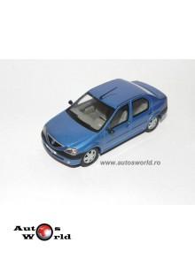 Dacia Logan Blue Azur - ed limitata, 1:43 Eligor