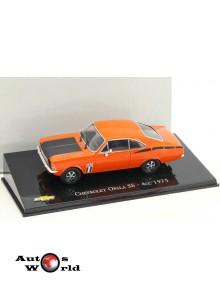 Macheta auto Chevrolet Opala SS 4c 1975, 1:43 Ixo