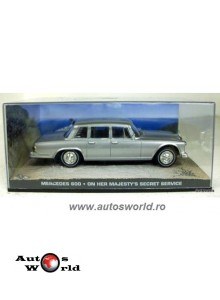 Mercedes Benz 600 James Bond, 1:43 Eaglemoss