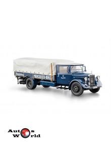 CMC: Mercedes-Benz LKW Renntransporter LO 2750, 1934 - 1938, 1:18