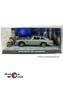 Aston Martin DB5 James Bond, 1:43 Eaglemoss