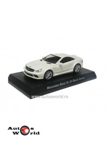 Mercedes Benz SL 65 alb, 1:64 Kyosho