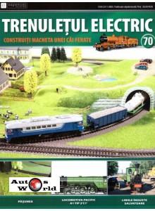 Colectia Trenuletul Electric Nr.70 diorama, Eaglemoss