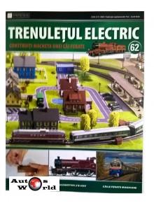 Colectia Trenuletul Electric Nr.62 diorama, Eaglemoss