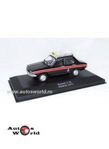 Renault 12 Madrid- Collection Taxi, 1:43 IXO