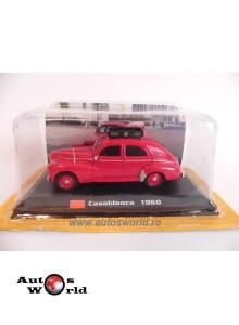 Peugeot 203 Casablanca - Taxi, 1:43 Amercom Srb
