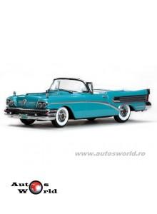 Buick Special decapotabil albastru 1958, 1:43 Vitesse