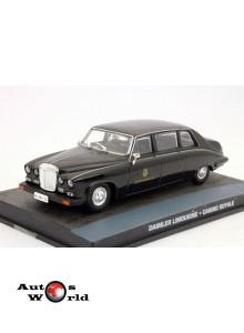 Daimler Limousine  James Bond, 1:43 Eaglemoss