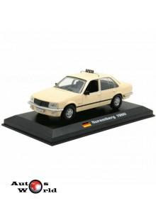 Taxiuri din lumea toata nr.26 - Opel Rekord - Nurnberg - 1980, 1:43 Amercom