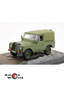 Land Rover 88 series III  James Bond, 1:43 Eaglemoss