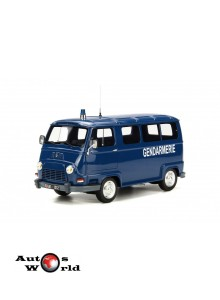 Macheta auto Renault Estafette 1973 Gendarmerie, 1:18 Otto Models