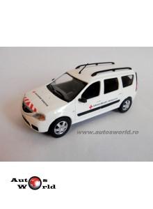 Dacia Logan MCV    Croix Rouge Francaise 1.5 DCI, 1:43 Eligor