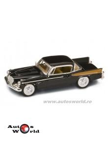 Studebaker Golden Hawk negru 1958, 1:43 Lucky Diecast