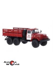 Macheta camion ZIL 131 pompieri, 1:43 Auto Historia