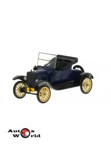 Macheta auto Ford T Runabout albastru/negru 1925, 1:43 Whitebox