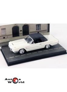 Ford Thunderbird James Bond, 1:43 Eaglemoss