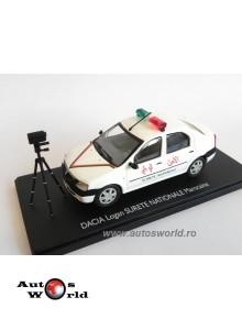 Dacia Logan Surete Nationale Marocaine, 1:43 Eligor