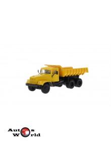 Macheta Camion KrAZ 256B galben, 1:43 Special Co