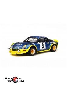 Macheta auto Renault Alpine A110 Turbo, 1:18 Otto Models