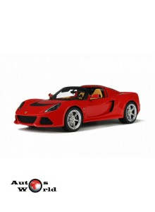 Macheta auto Lotus Exige S3 Roadster, 1:18 GT Spirit