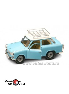 Trabant 601 Deluxe, 1:24 Yatming